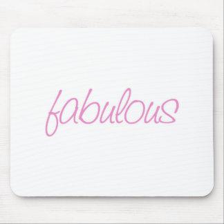 Fabulous Mousepad in Pink