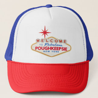Fabulous Poughkeepsie New York! Trucker Hat