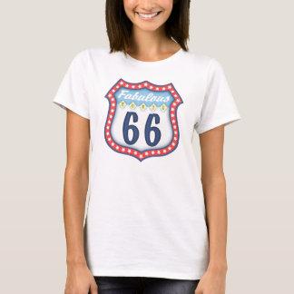 Fabulous Route Sign T-Shirt