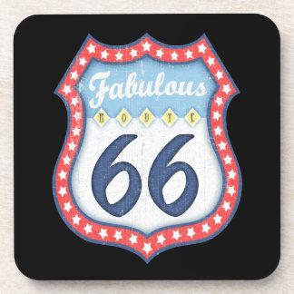 Fabulous Rt. 66 Coaster
