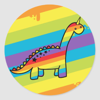 Fabulousaurus Sticker
