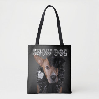 Fabulously Fashionable Tote Bag