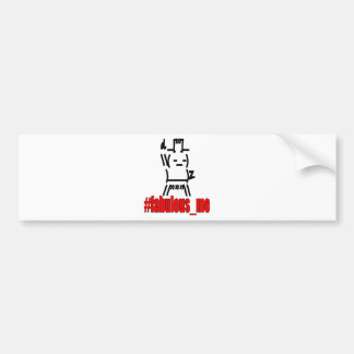fabulousme iamfabulous old emoticon elvispresley l bumper sticker