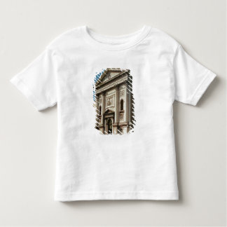 Facade of the Church of Santa Maria della T Shirts