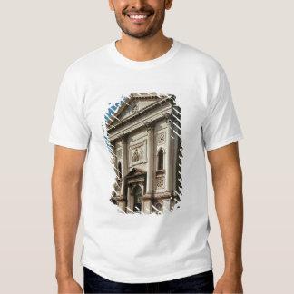 Facade of the Church of Santa Maria della Tee Shirts