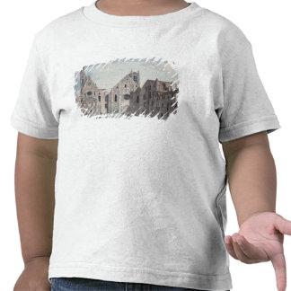 Facades of the Churches Shirts