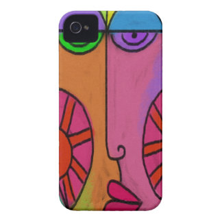 Face 3 iPhone 4 Case-Mate cases