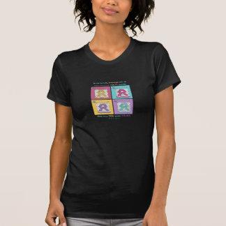 FACE AIDS Warhol Style Pins Shirts