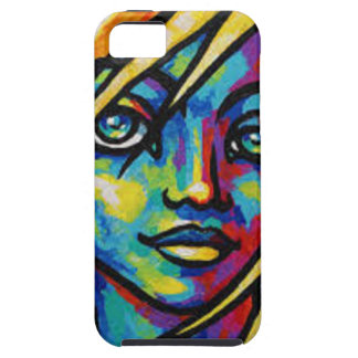Face art iPhone 5 covers
