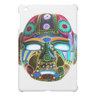 Face Art Mask Cover iPad Mini Cases