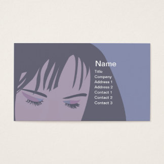 Face Business Card