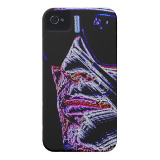 FACE - Digitally Artwork Jean Louis Glineur iPhone 4 Case