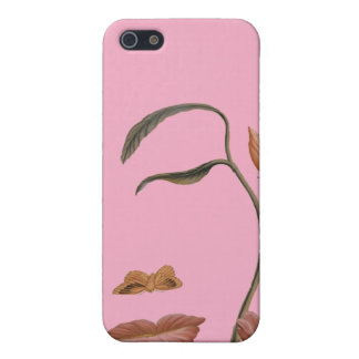 Face Flower Illusion Case For iPhone 5