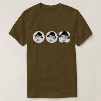 Face (flower) T-Shirt