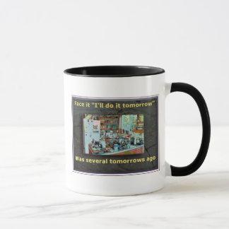 Face it! mug