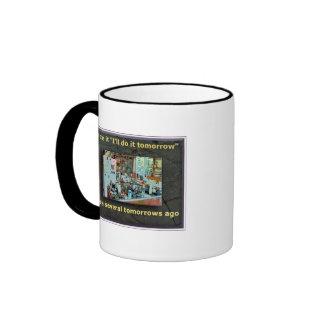 Face it! ringer mug