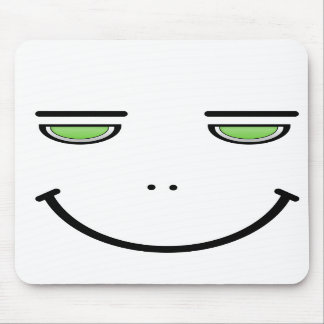 face mouse pad