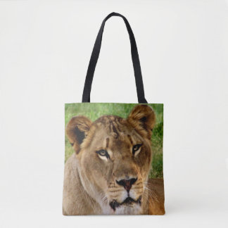 Face of a Queen Tote Bag