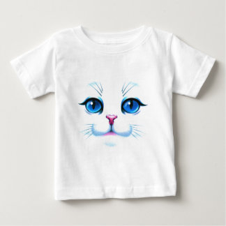 Face of cat baby T-Shirt