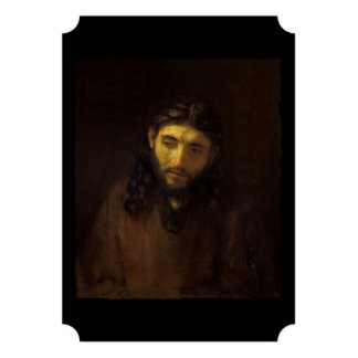 Face of Christ Invitations