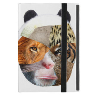 Face Of Fauna Case For iPad Mini