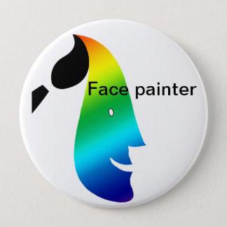 Face Painter Button