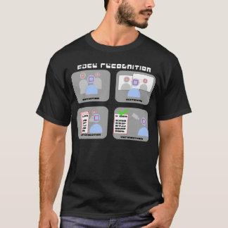Face Recognition T-Shirt