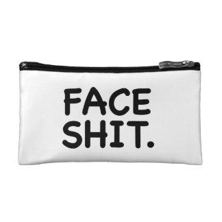 Face Sh** Makeup Bag