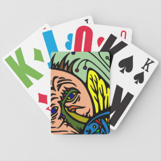 Face-Thing Playing Cards