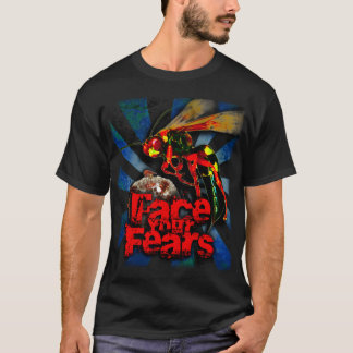 Face Your Fears [of wasps] T-Shirt