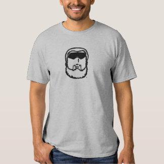 faceblankbig, vers skate co. tee shirt