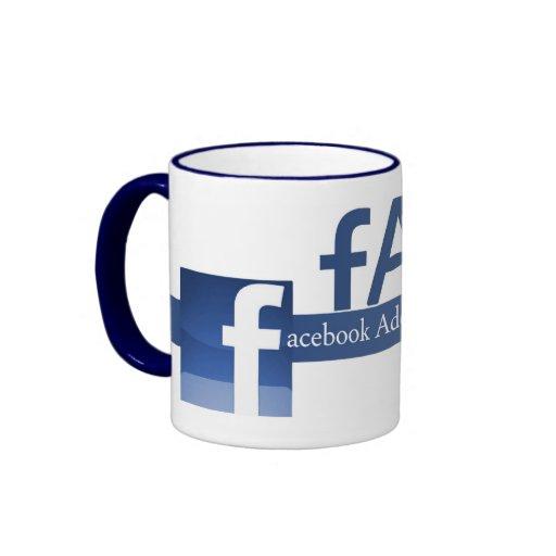 Facebook Addicts Anonymous Coffee Mug