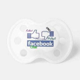 Facebook Baby Pacifier