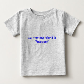 Facebook Baby T-Shirt