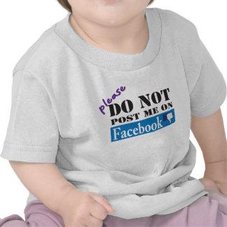 FACEBOOK BABY TSHIRTS