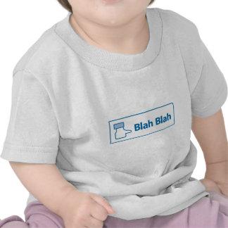 Facebook Blah Blah T-shirt