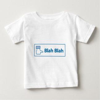 Facebook Blah Blah T Shirts