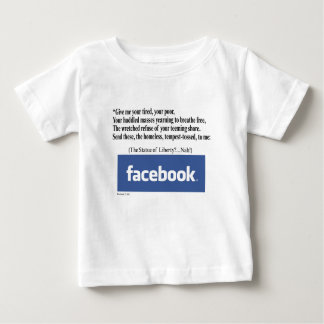 Facebook Concept T Shirt