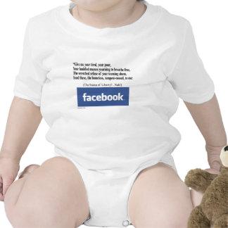 Facebook Concept Tees