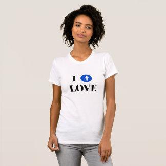 Facebook Fan American Apparel Fine Jersey T-Shirt