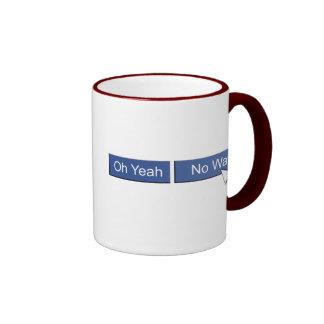 Facebook Friend Request 2 Mugs