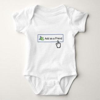 facebook friend tee shirts