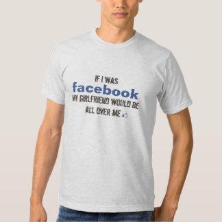 facebook girlfriend tees