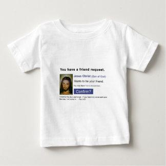 Facebook jesus shirt