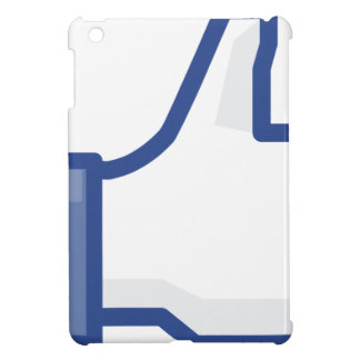 facebook LIKE me thumb up! iPad Mini Covers