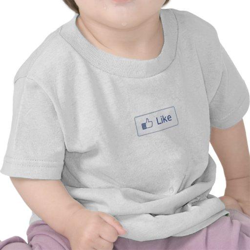 Facebook Like Shirt