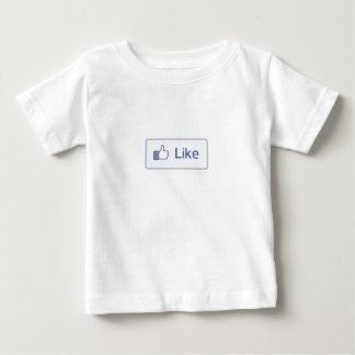 Facebook Like Tshirts