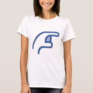 facebook POKE me T-Shirt
