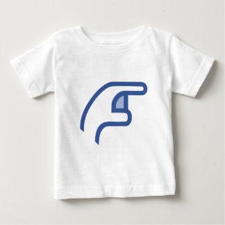 facebook POKE me Tee Shirt
