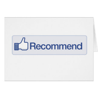 facebook recommend button funny graphic icon card
